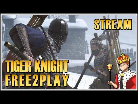 Tiger Knight: Empire War - LIVESTREAM - Mit Community in die Asiatische Schlacht