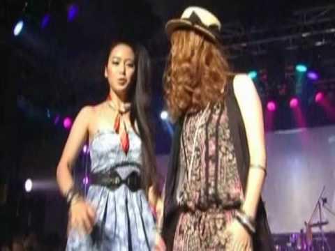 2010 Summer STARDELIC JAPAN Fashion Show  SHIBUYA DUO HQ