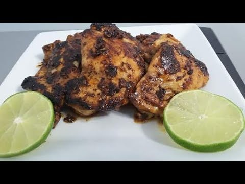 Simple Chipotle-Lime Chicken Recipe