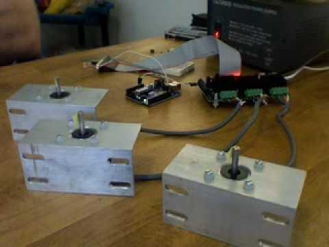 Stepper Motor Music With an Arduino