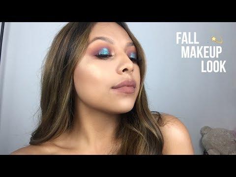 Fall  Makeup Tutorial | Jenn Isabel
