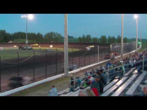 June 20, 2017 - Sport Mod Nationals - Hancock Co Speedway