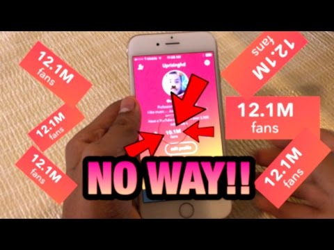 HOW TO GET MORE FOLLOWERS/FANS! Get More Hearts/LIKES ON Musical.ly! 100% Works Musically Followers!