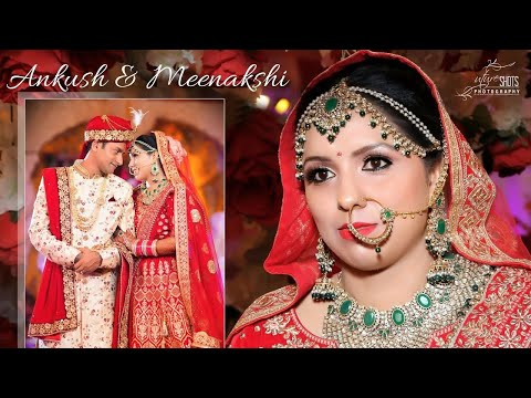 ANKUSH & MINAKSHI | WEDDING TEASER | AMBALA | FUTURESHOTS PHOTOGRAPHY | INDIA