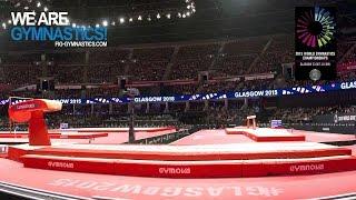 2015 Artistic Worlds, Glasgow (GBR) - Slideshow - We are Gymnastics!