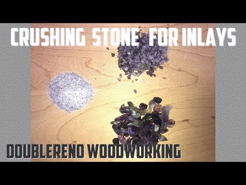 Crushing Stone For Inlays