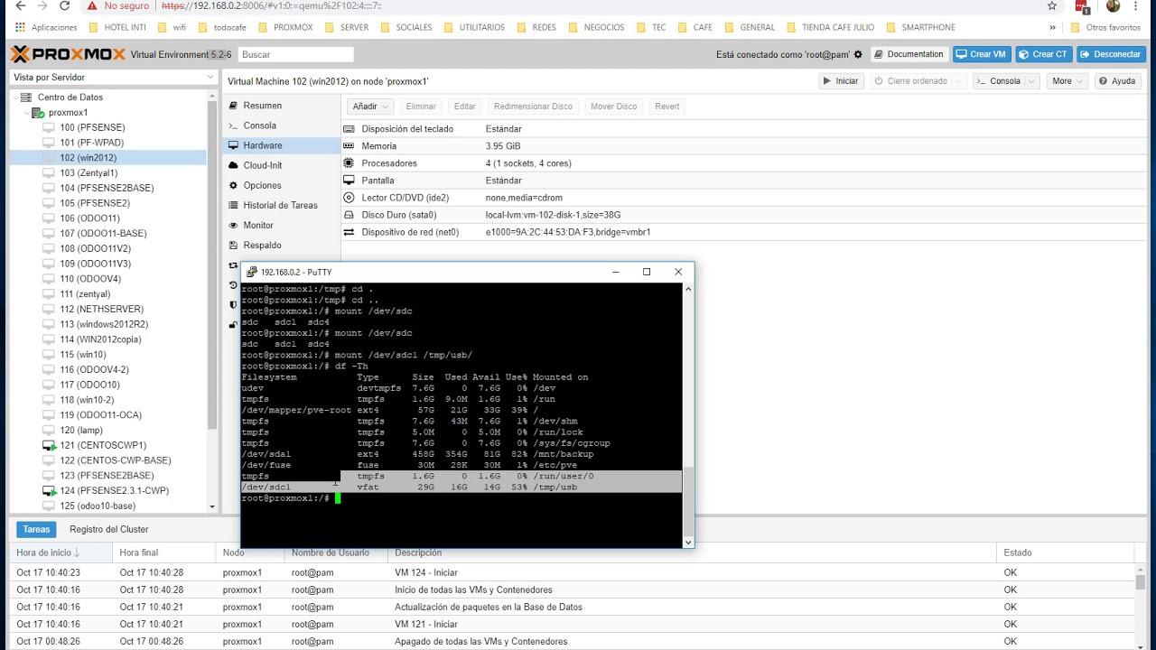 Proxmox Add Usb Storage
