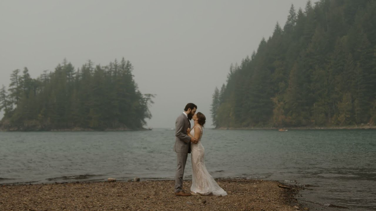Dana & Shane- Vancouver Barn Wedding Rustic