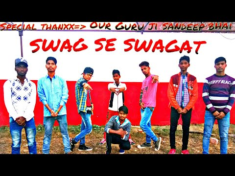 Swag Se Swagat || Appy official production || choreographer sandeep verma || Group dance ||