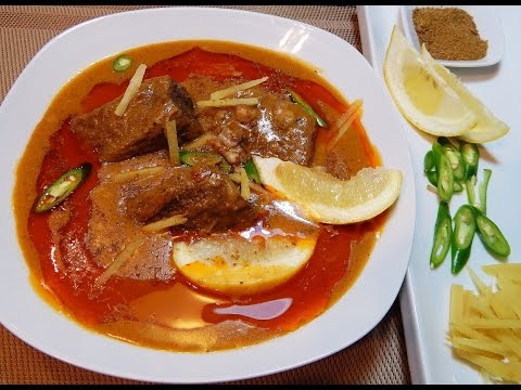 Burns Road Karachi Ki Famous NIHARI Eid ul Adha Special Recipe برنس روڈ کراچی کی مشہور نہاری