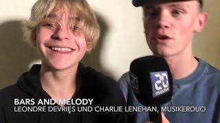 Bars and Melody: Hopeful LIVE in Switzerland (19/12/16)
