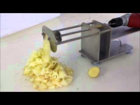 kartoffelchips maschine selber bauen