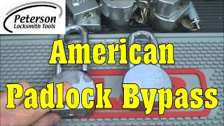 American Brand Padlocks