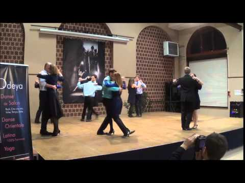 Danse de salon valse lente festidanse lille 2015 par l for Youtube danse de salon