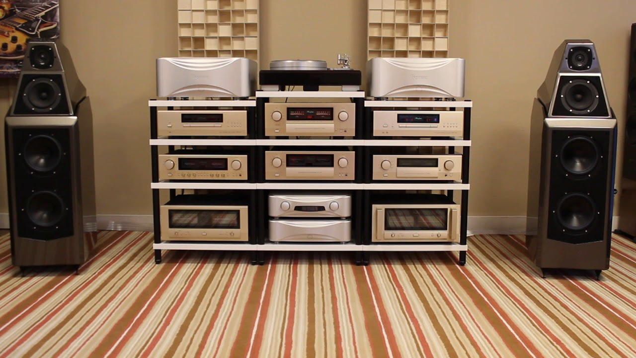 Accuphase E-650 & Wilson Audio Sabrina | Hifi Studio ) System Reference