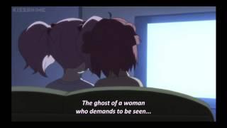 Yuru Yuri Scary Movie