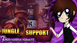 2 THINGS YOU SHOULD NEVER DO League Of Legends Singed Support, Alistar Jungle Gameplay Funny moments