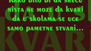 CYA - Bolje vreme lyrics/tekst