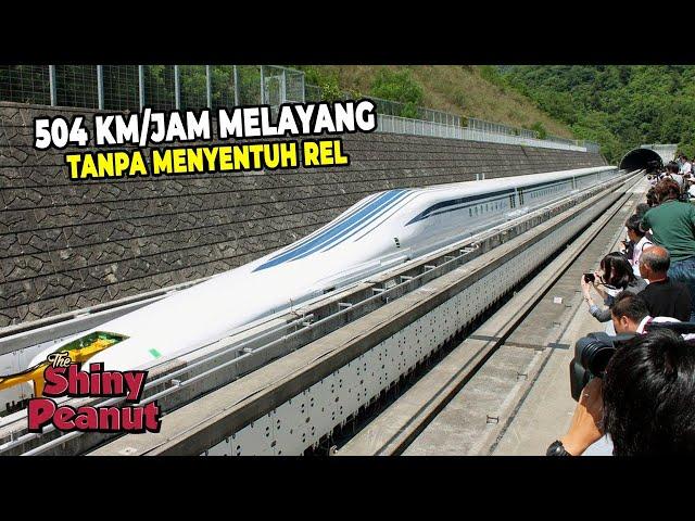 Gak Masuk Akal, Kereta Ini Melaju Cepat Tanpa Masinis Dan Rel