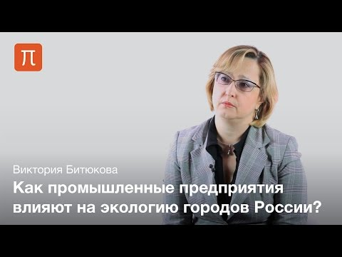 Экологические проблемы малых городов - Виктория Битюкова
