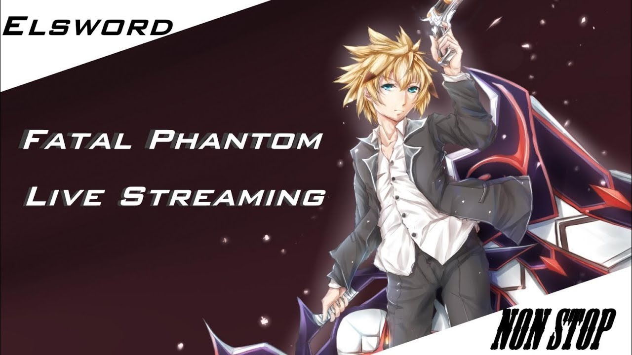 Elsword Live Streaming 7/1 - prepare for el search party collection