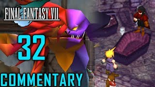 Final Fantasy VII Walkthrough Part 32 - Getting Vincent & Lost Number Boss Battle In Shinra Mansion
