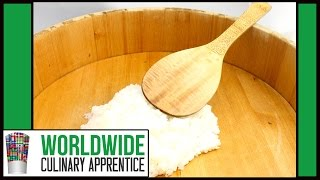 The Secrets For The Perfect Sushi Rice - Fundamentals Of Japanese Cuisine