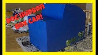 DOC HUDSON BOX CAR!