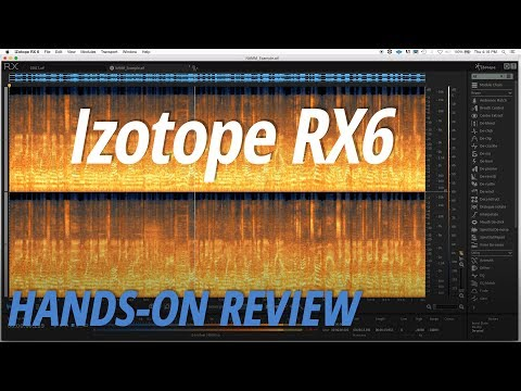 Hands-on Review: Izotope | RX6