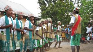 Ranomafana, Madagascar Traditional Dance