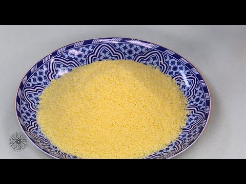 choumicha-:-réussir-la-cuisson-du-couscous-moyen- -how-to-cook-medium-grain-couscous