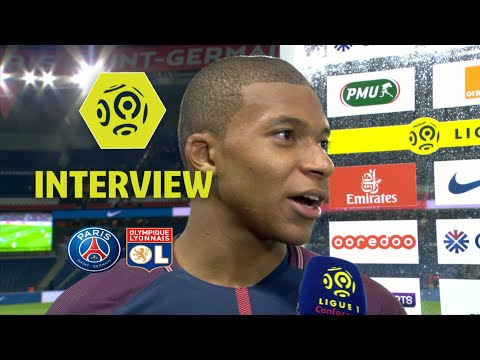 Interview de fin de match : Paris Saint-Germain - Olympique Lyonnais (2-0) / 2017-18
