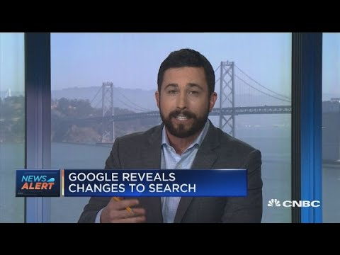 Google reveals search engine changes