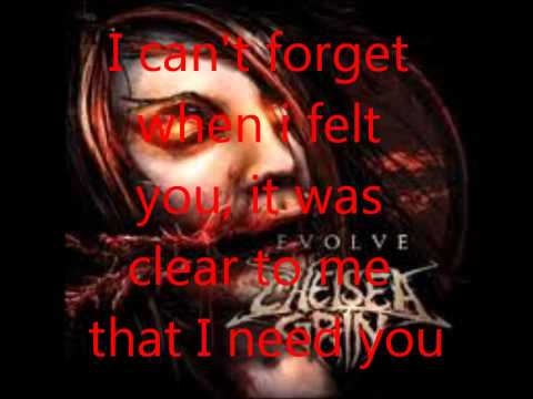 Lilith by Chelsea Grin (on screen lyrics)