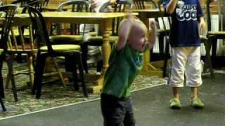 Dancing Lewis!!