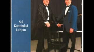 Vanhavirsi Taalainmaalta Matti Korkiala,laulu Jouni Somero,piano