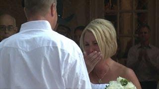 قبلت الزواج من شخص معوق 'وعند زفافها حدثت معجزة لاتُصدق'