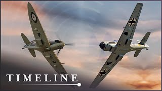The Best Fighter Planes Of WWII | Classic Fighter | Timeline