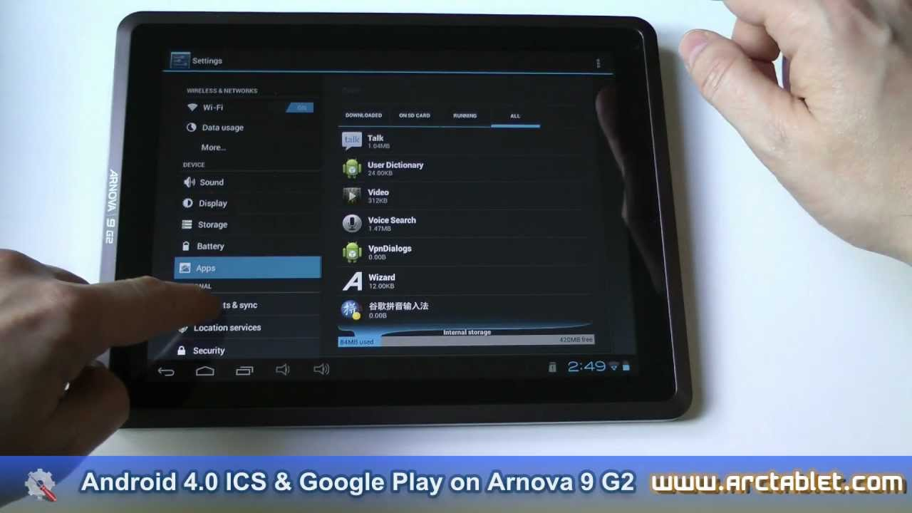 ARNOVA 9 G2 WINDOWS 8.1 DRIVER
