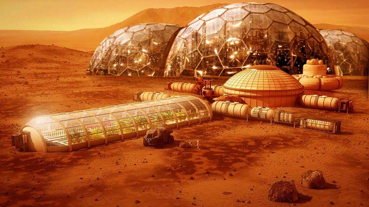 HITIN U KOMBINACIJI SA ODREĐENIM MINERALIMA! Zgrade na Marsu gradit će se od supstance iz gljiva i ribljih krljušti!