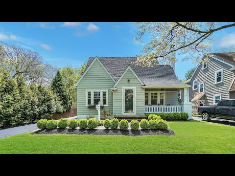 Real Estate Video Tour | 5 Lincoln Street Ramsey, NJ 07446 | Bergen County, NJ