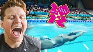 The ITALIAN Swimming STALLION! (London Olympics 2012)