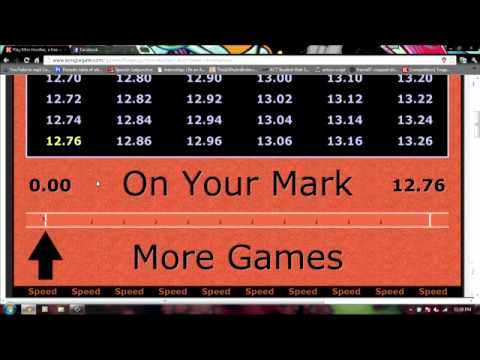 12.64 miniolympics run