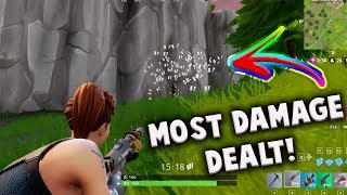 Fortnite FUNNY And WTF Moments | MOST DAMAGE WORLD RECORD | Fortnite Battle Royale Highlights