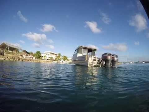 Quick Time Lapse | Port of Refuge Vava'u | South Pacific Tonga