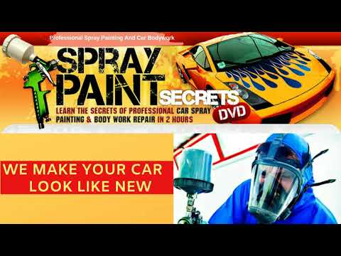 Spray Painting And Car Bodywork – project coopermpi –  spray paint & bodywork repair (classic mini)