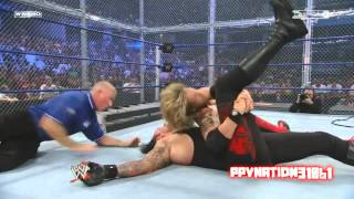 Undertaker Vs. Edge -Summerslam 2008 highlights HD (mejorated)