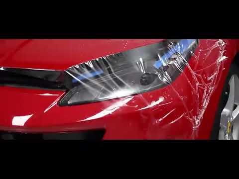 PPF + Detalles en carbono+Ferrari Portofino by ICON CUSTOM & WRAP CENTER