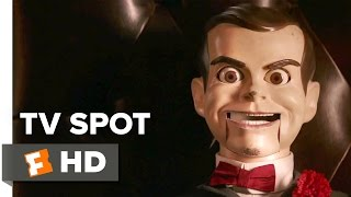 Goosebumps TV SPOT -  Slappy Tales (2015) - Jack Black, Dylan Minnette Movie HD