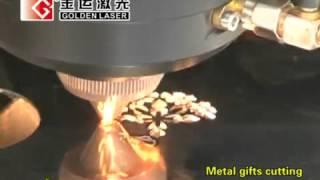 Fiber 1000W Laser Metal Cutting Machine